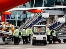 Vrachtafhandelaars Schiphol eisen beter loonbod