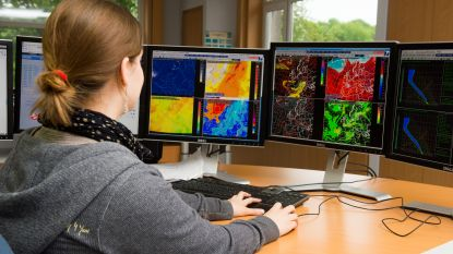 Hoogste luchtdruk ooit gemeten in Ukkel, maar dat merk je alleen aan het kookpunt van water