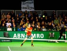 Drontenaar Nijboer haalt in Egypte halve finale dubbel