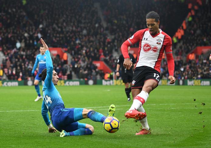 De verkoop van Virgil van Dijk door Southampton aan Liverpool levert RKC nog een kleine duizend euro op omdat hij dertien dagen deel uitmaakte van de gezamenlijke jeugdopleiding.