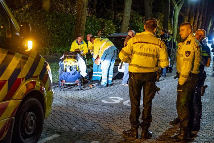 Ongeval in Oosterhout