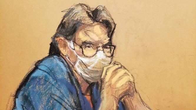 120 jaar cel voor Amerikaanse seksgoeroe Raniere wegens kinderhandel