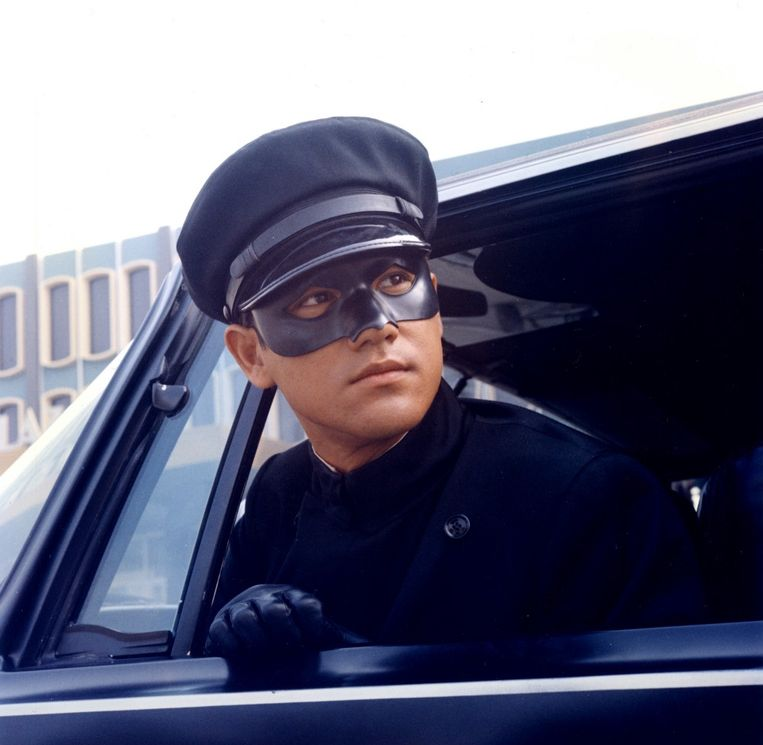 Jay Chou in The Green Hornet. Beeld null