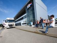 Tijdens Autotech in Helmond mogen 800 kinderen de nog geheime Lightyear al zien