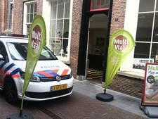 Inbrekers slaan toe bij Multivlaai in Zutphen