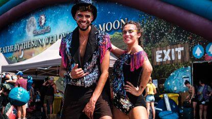 """Boomse danser heet kampeerders welkom op Dreamville: """"Vereerd om hier te mogen zijn"""""""