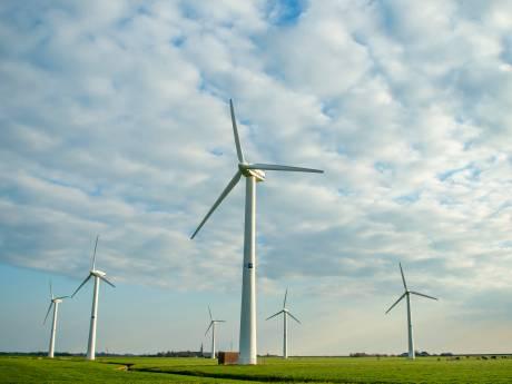 Scherp protest Dronten tegen windmolenplan blijft uit