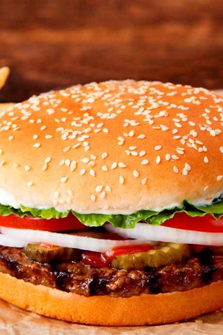 Burger King compte séduire l'Europe avec sa version végétale du Whopper