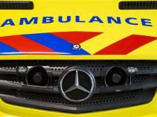 Ernstig ongeval met auto en vrachtwagen op A73 bij Roermond