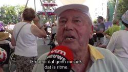VIDEO. Senioren ontdekken Tomorrowland tijdens buurtfeest