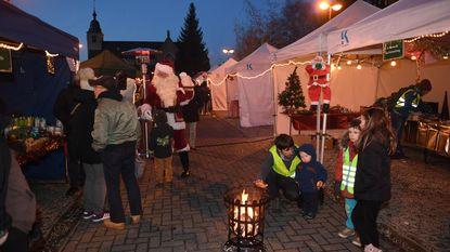 Warmste Kerstmarkt ten voordele van Kampenhoeve STER