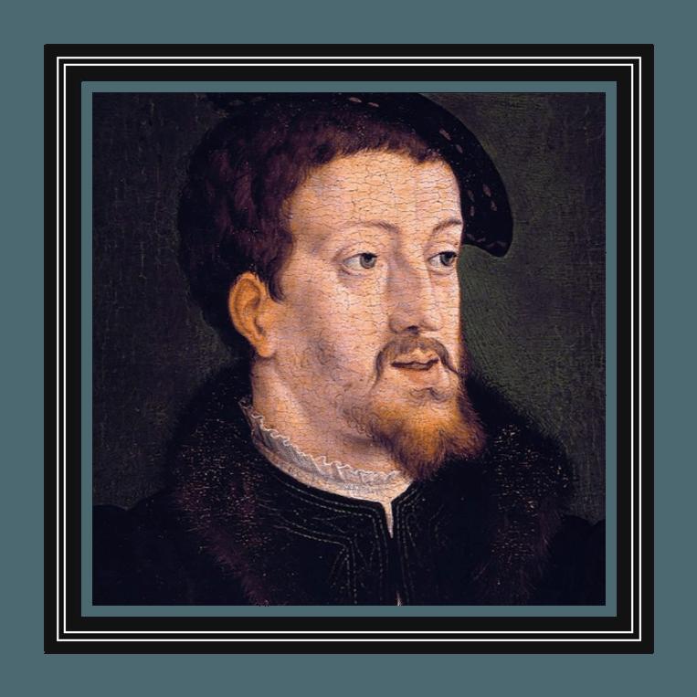 De Habsburger Karel V (1500-1558) werd op 15-jarige leeftijd heer van de bestuurlijke eenheid Nederland, een jaar later koning van Spanje en in 1519 keizer van het Duitse Rijk. Beeld