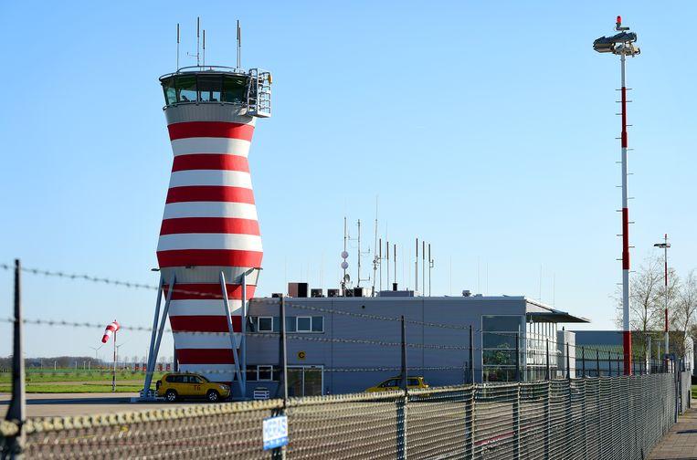 Lelystad Airport. Beeld Marcel van den Bergh