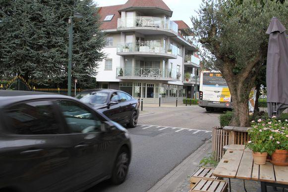 De feiten van zinloos geweld deden zich voor in de Tieltstraat in Pittem, waar het slachtoffer woont.