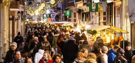 Dag twee Dordtse kerstmarkt afgelast vanwege slechte weersomstandigheden