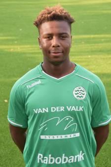Scheveningen haalt Westlandia-back Nigel Ogidi Nwankwo