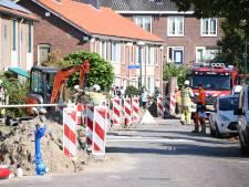 Acht woningen ontruimd vanwege gaslek in Woerden