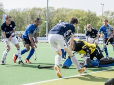 Hockeyers Ede gaan de play-offs in