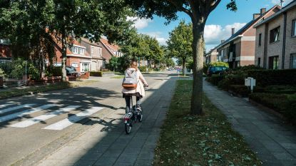 Ooststatiestraat krijgt dit voorjaar nieuw fietspad
