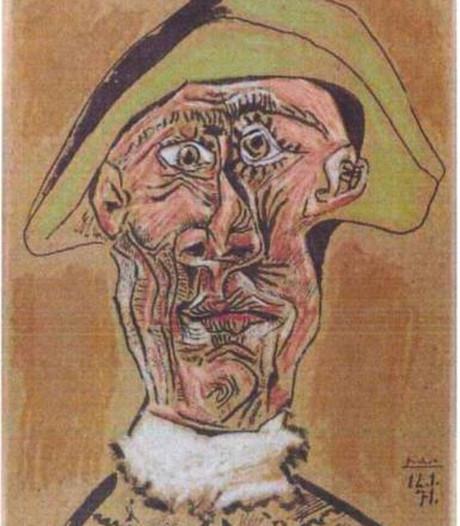 In Roemenië gevonden 'Picasso' is mogelijk vervalsing
