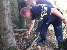Bommenexperts naar Drunense Duinen voor gevonden granaat