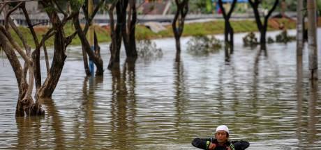 Overstromingen Indonesië: vijf doden en tienduizend mensen moesten huis verlaten