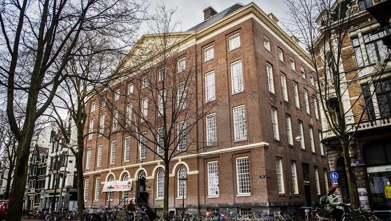 Een vertrek van het college uit het Maagdenhuis is in het verleden al vaker overwogen, maar het is nooit gerealiseerd. Beeld ANP