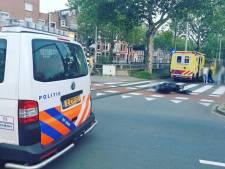 Automobilist onder invloed van wiet rijdt scooterrijder aan