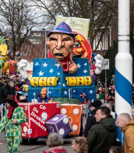 Kans op een carnavalsoptocht in de Liemers is nihil