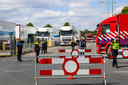 Vion in Apeldoorn werd in mei gesloten na overtreding van coronaregels.