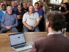De poort kreeg een slot en toen waren de rapen gaar: Rijdende Rechter in Deurne voor ruzie op moestuinencomplex