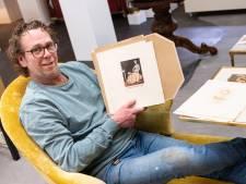 Amersfoortse handelaar scoort zeldzame erotische tekeningen uit 1914: 'Er zitten heftige, ranzige prenten bij'