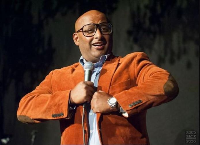 Mino van Nassau is de initiatiefnemer van ComedyCity in Den Haag