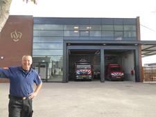 Brandweer Benschop toont trots nieuwe kazerne op open dag