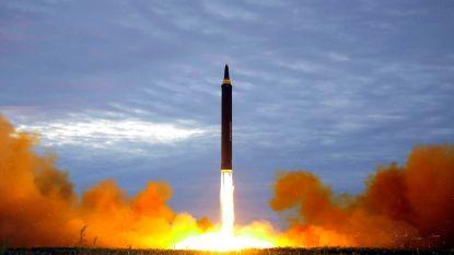 Noord-Korea schiet opnieuw korteafstandsraketten af