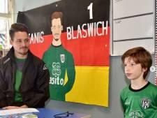 Van der Heyden doet een 'Frenkie', feliz cumpleaños en sportschool Brondeel
