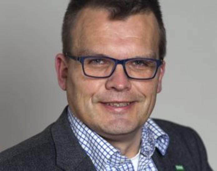 Peter de Kraker, lijsttrekker D66 Terneuzen.
