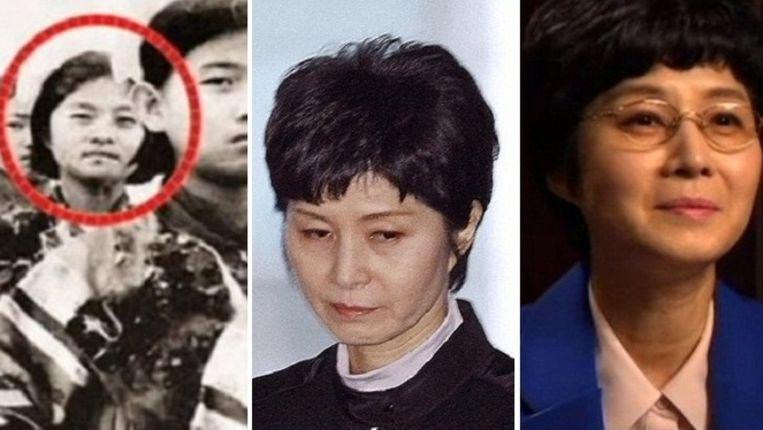 Kim Hyun-Hee (l) werd heel jong gerekruteerd en begon een nieuw leven nadat ze aan de doodstraf was ontsnapt.