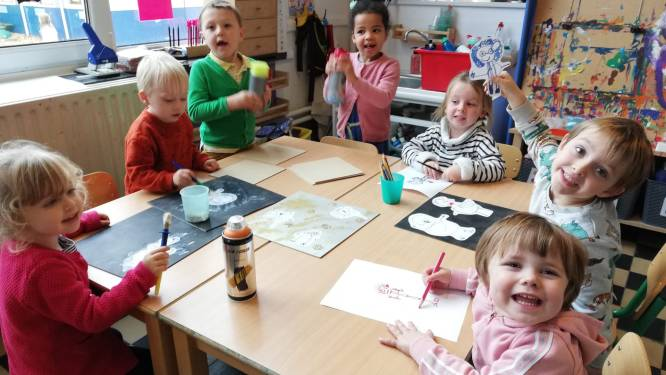 Ben Weyts lanceert proefproject taalscreening bij 2.000 kleuters
