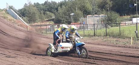 Willemsen pakt tiende nationale titel zijspancross zonder te rijden