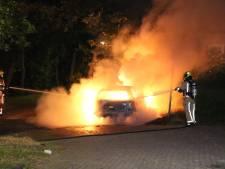 Auto's uitgebrand in Leidschendam en Rijswijk