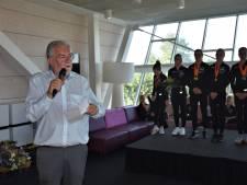 Voorzitter Kuipers stopt bij TON na strijd tussen bond en trainer Louter: 'Teleurgesteld door al het gedoe'