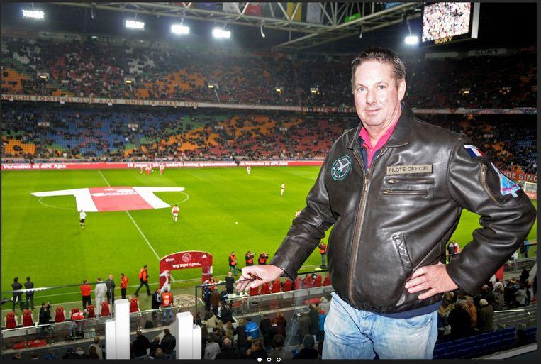 Bert Verwelius  Beeld Foto Gerard van Hees/Ajax