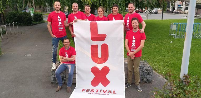 De organisatoren van LUX