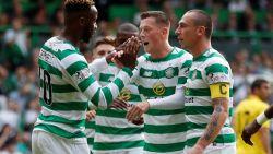 Badibanga loodst Tiraspol naar volgende CL-voorronde, ook Celtic door