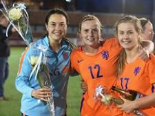 Oranje onder 19 geplaatst voor eliteronde
