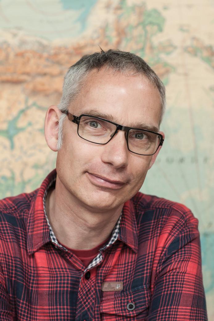 Adwin de Kluyver sleept prijs in de wacht met zijn boek over poolreiziger Sjef van Dongen.