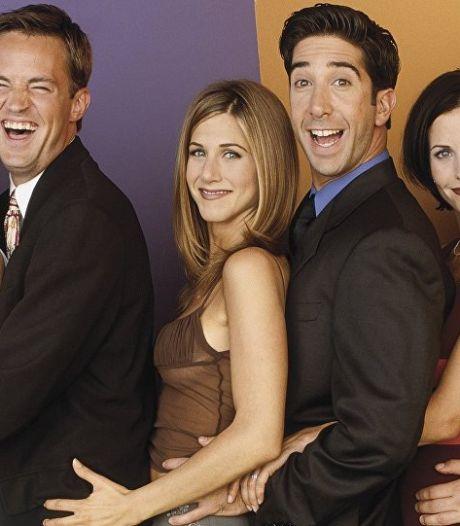 Jennifer Aniston évoque un possible retour à l'écran du casting de Friends