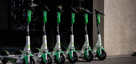 Elektrische deelsteps van Lime komen naar Antwerpen