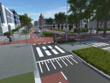 Werk aan Osse Raadhuislaan start maandag: tot eind 2018 hinder in stadshart